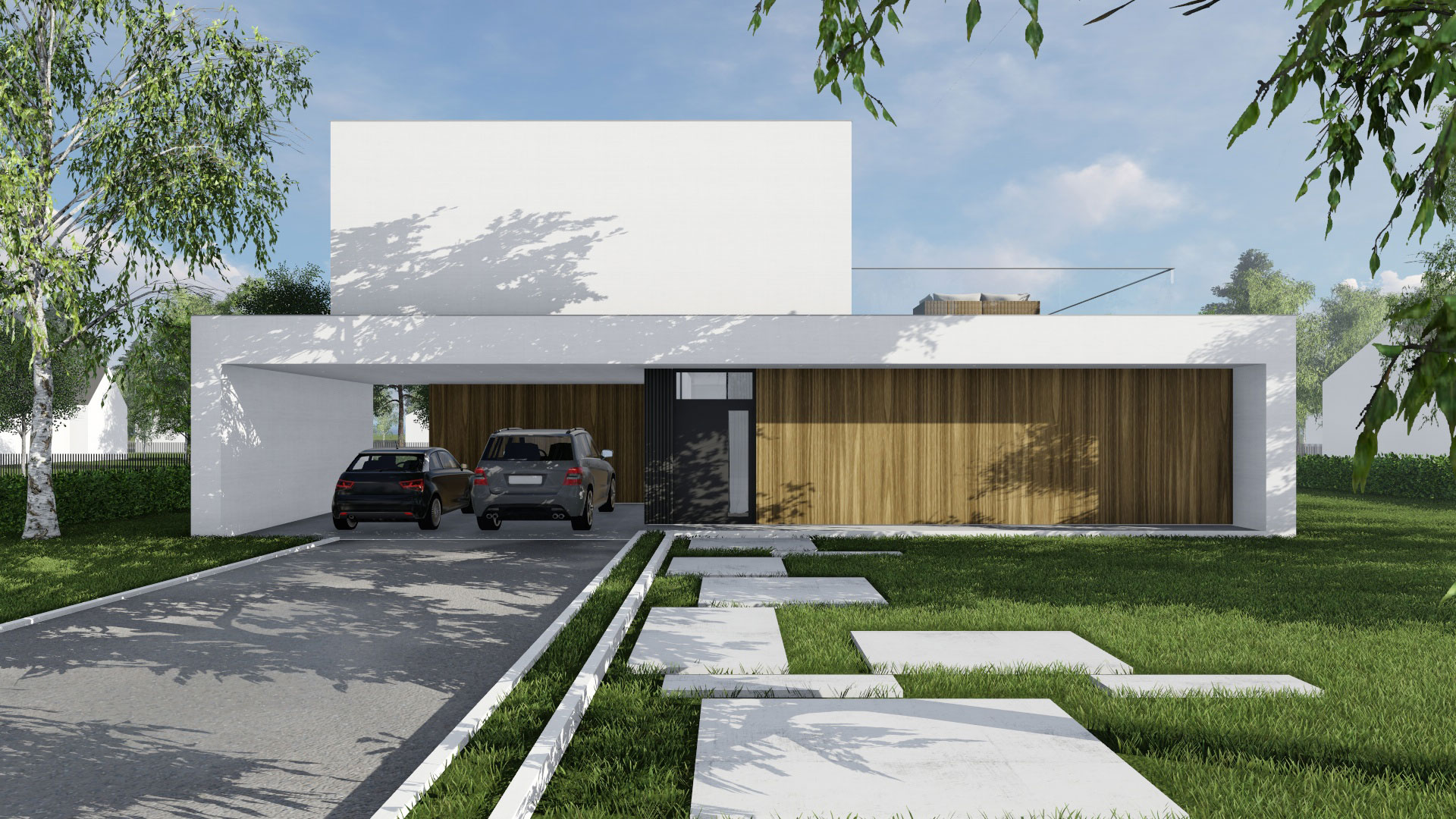 Villa In Tallin on project ng